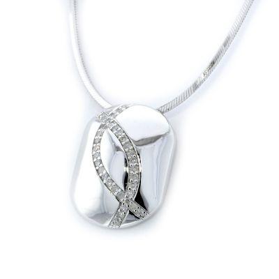 Collier Halskette 925 Sterlingsilber