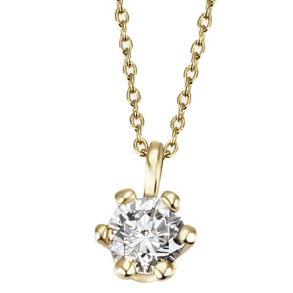 Laura Collier 585/- Gelbgold 0,25/ 0,30/ 0,40 ct. VS/G