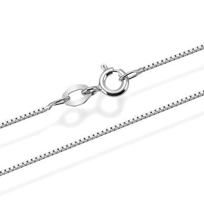 Venezianerkette Halskette Weissgold 375/- oder 585/-