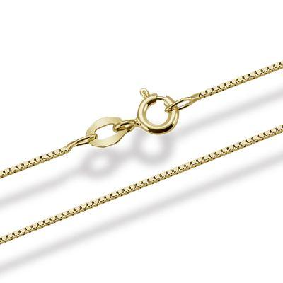 Venezianerkette Halskette Gelbgold 375/- oder 585/-